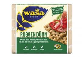Wasa rye bread - Wasa rye crisp rågi