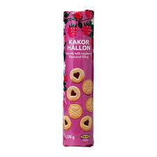 Raspberry cookies - Raspberry cookies