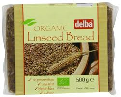 Organic linseed bread - Organic linseed bread