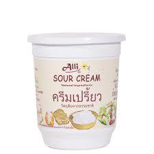 Sour cream - Sour cream
