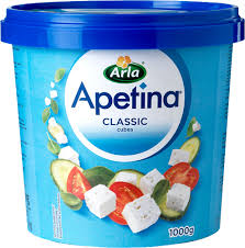 Feta cheese in cubes - Feta cheese 400 grams
