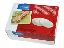 Mozzarella sliced - Mozzarella 500 grams