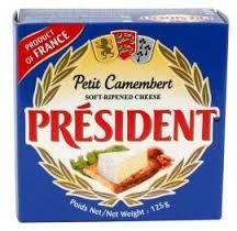 Camembert - Camembert president