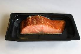 Hot smoked salmon - Hot smoked salmon