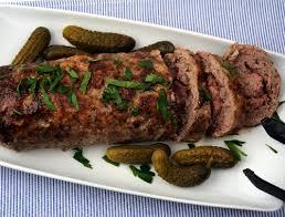 Ovenbaked liver paté - Liverpaté 400 gr
