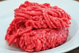 Minced beef - Minced beef 500 gr