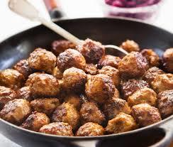 Swedish meatballs - Swedish meatballs