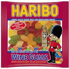 Wine gums - wine gums haribo