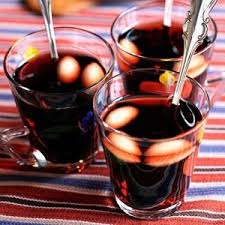 Mulled Wine glögg - Mulled Wine