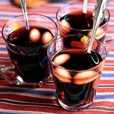 Mulled Wine glögg - Mulled Wine