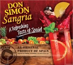 Don Simon Sangria - Don Simon Sangria 3 litre
