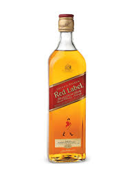 Johnnie Walker Red - Johnnie Walker Red 1 litre