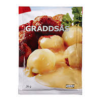 Creamsauce in bag - Creamsauce in bag