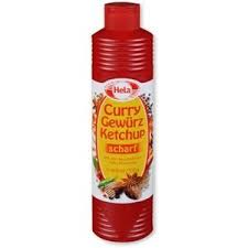 Curry Ketchup - Curry Ketchup