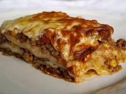 Lasagne - Lasagne al forno
