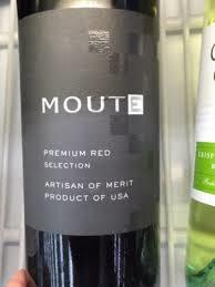 Moute premium red - Moute premium red