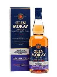 Glen Moray port cask single - Glen moray port cask