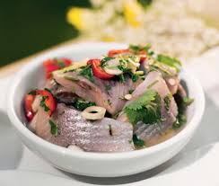Asian herring - Asian herring 250 gr