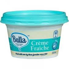 Creme fraiche - Creme fraiche 200 ml
