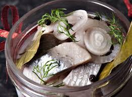 Sursild/Norweigen herring - Sursild/Herring 225 gr