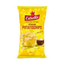 Potatischips estrella 175 gr - potatis chips estrella