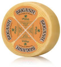 Pecorini Brigante cheese - Pecorini cheese app. 400 gr