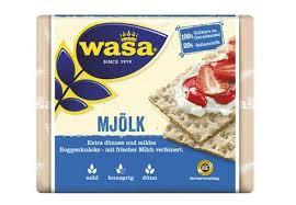 Wasa mjölk - Wasa mjölk 230 gr