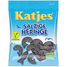 Salt herring /salzige herring - Salzige herringe candy