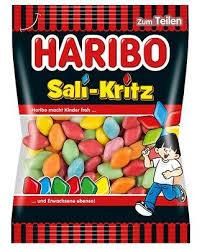 Haribo Sali-kritz - Haribi sali-kritz 200 gr
