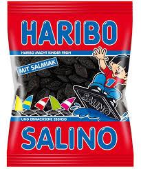 Haribo salino 200 gr - Haribo salino 200 gr