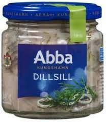 Abba Dill herring - Abba dill herring 250 gr