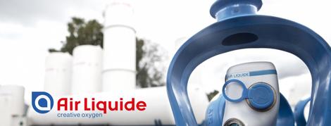 Gasdepå Falkenberg Air Liquide Gas