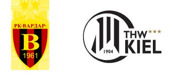 HC Vardar - THW Kiel