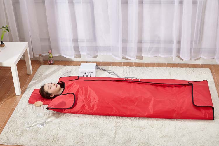 New Design Tourmaline Sauna Blanket (3)