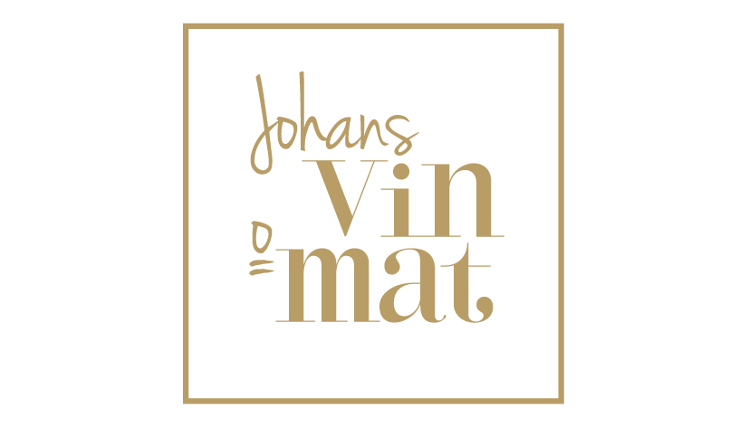 LOGO Johans Vin och mat till telefonwebb