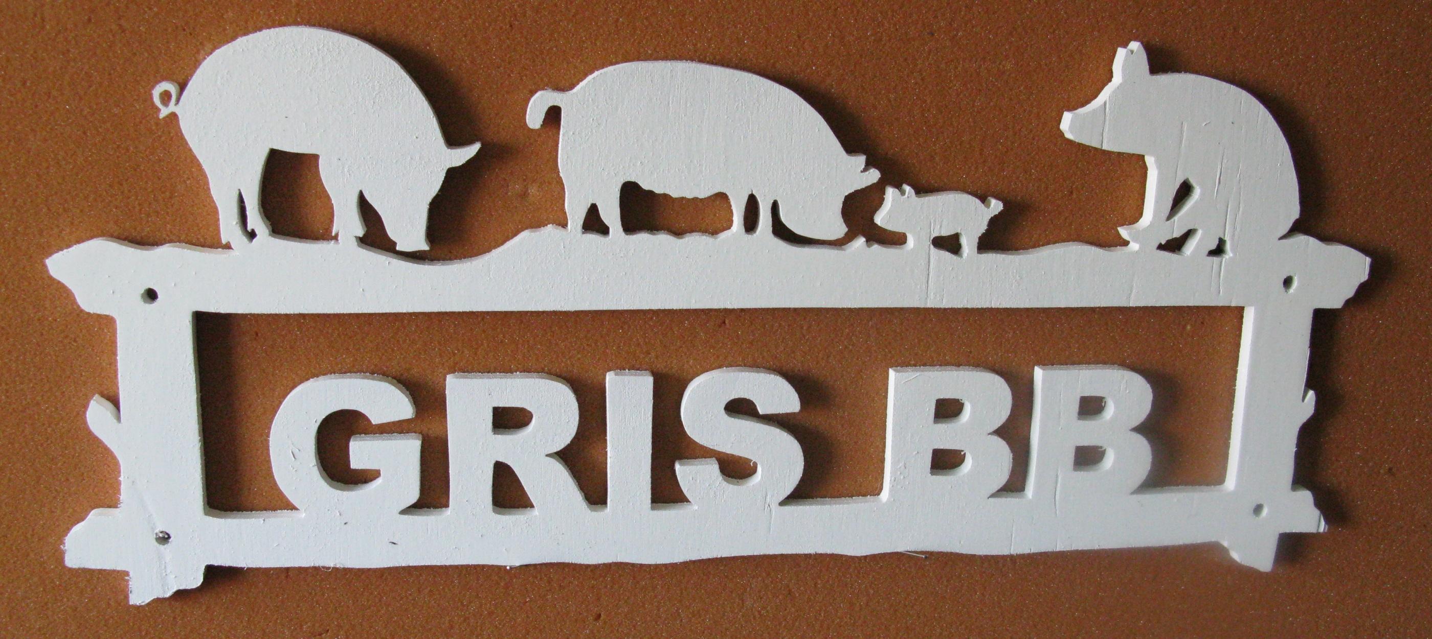 Gris bb