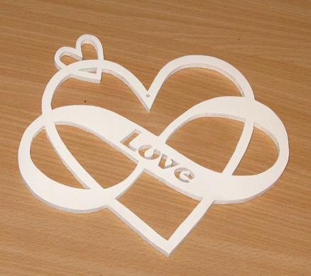 Evighets hjärta Love