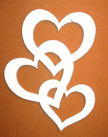 3 hjärtan