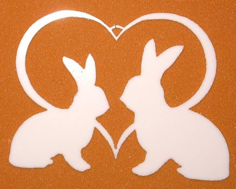 Kaniner i hjärta