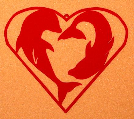 Delfiner i Hjärta