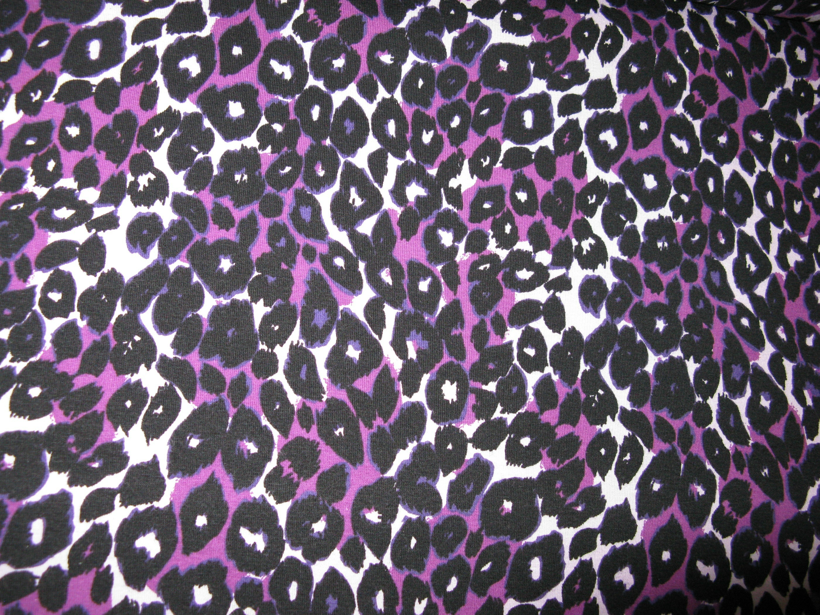 Leopard Lila