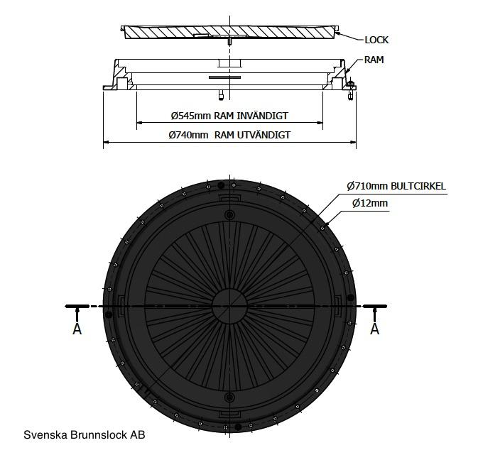 Brunnslock-750-mm