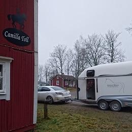 16 11 22  Träningsdax hos Camilla Toll