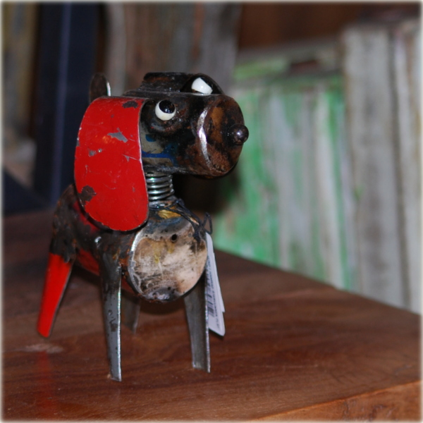 plåthund