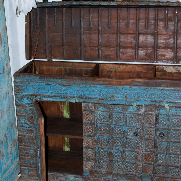 Indisk möbel