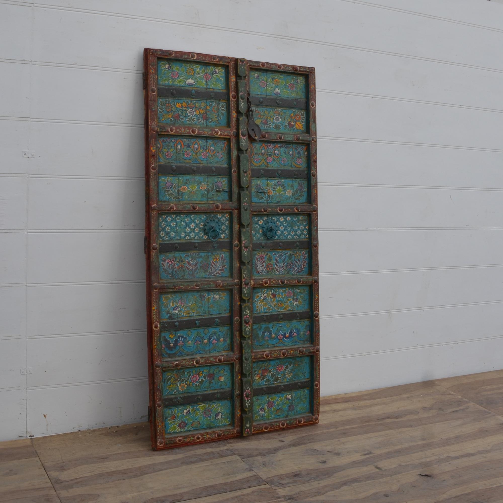 indisk dörr