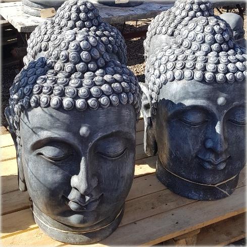 Buddha huvud större