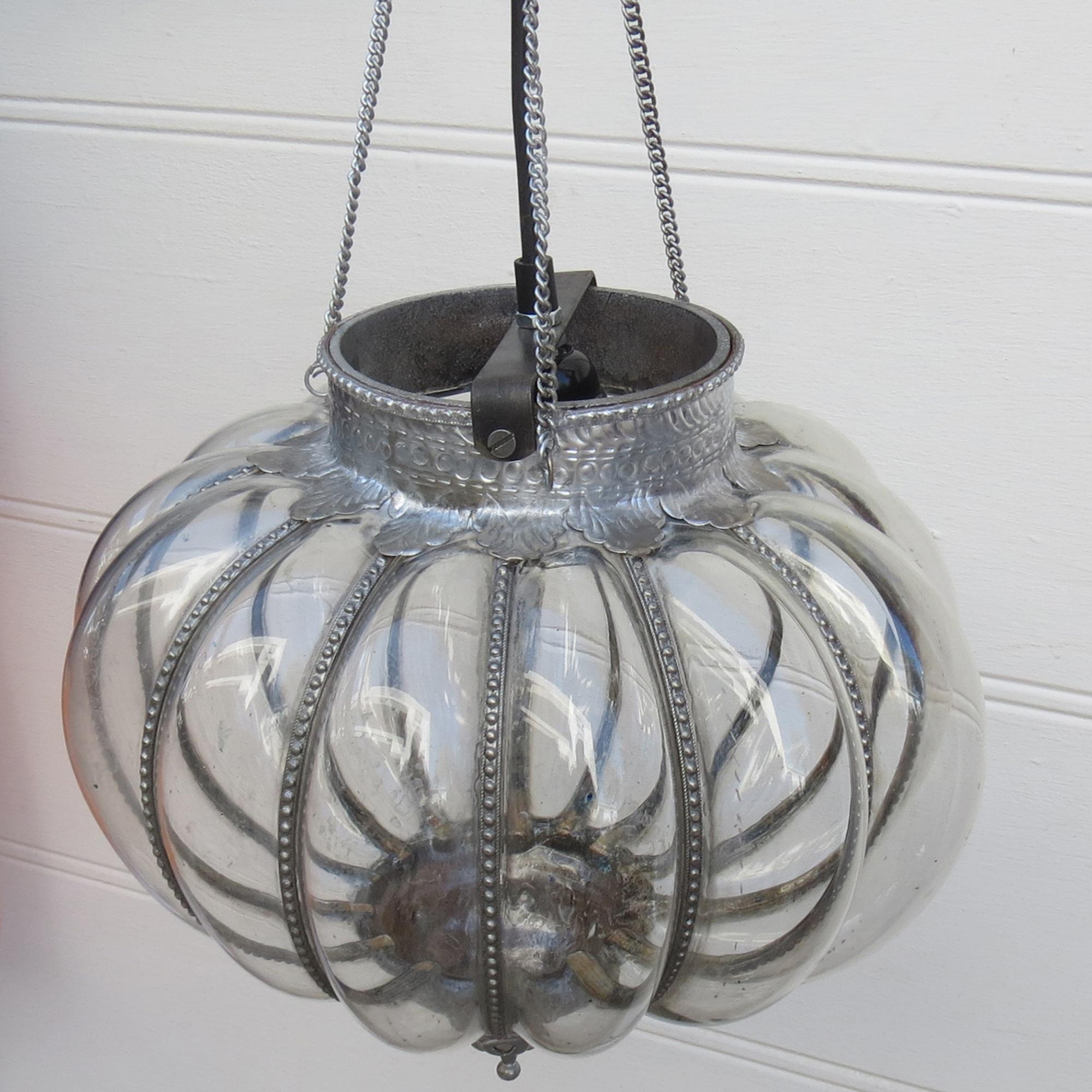 glaslampa stor