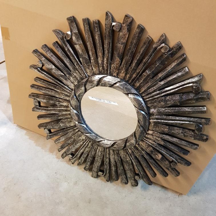 spegel silver