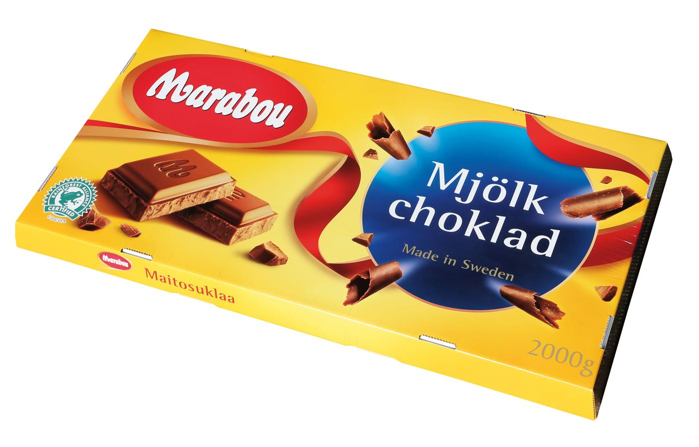 marabou choklad pris